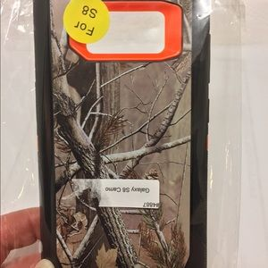 Phone case for Galaxy S8/new in plastic